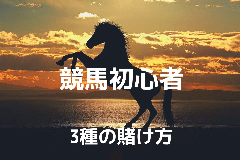 初心者 馬連 競馬